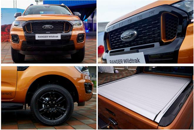 Giá xe bán tải Ford Ranger lăn bánh tháng 8/2021, ưu đãi 20 triệu đồng - 6