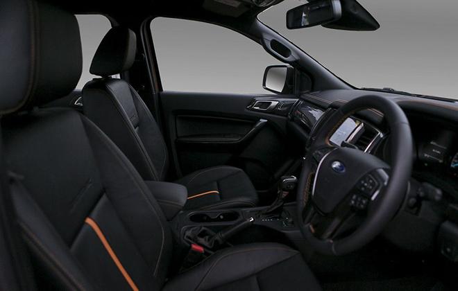 Giá xe bán tải Ford Ranger lăn bánh tháng 8/2021, ưu đãi 20 triệu đồng - 10