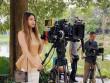 """Thạc sĩ Quản lý văn hoá Hồ Như Quỳnh, Chủ tịch tập đoàn Queen Group cùng ekip sáng lập và đầu tư sản xuất phim """"Đại Thi Hào Nguyễn Du"""""""