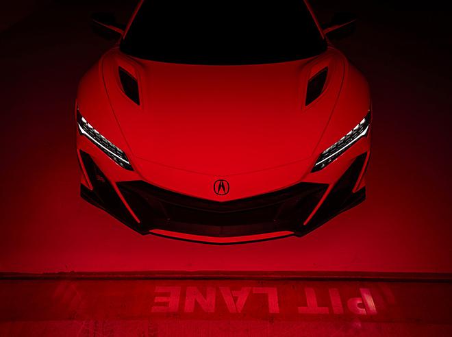 Siêu xe Nhật Acura NSX Type S bản giới hạn 350 chiếc trình làng - 1