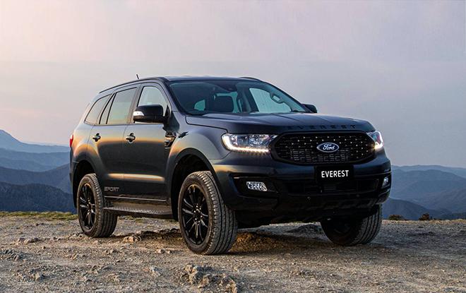 Giá xe Ford Everest lăn bánh tháng 8/2021, ưu đãi 20 triệu đồng - 3