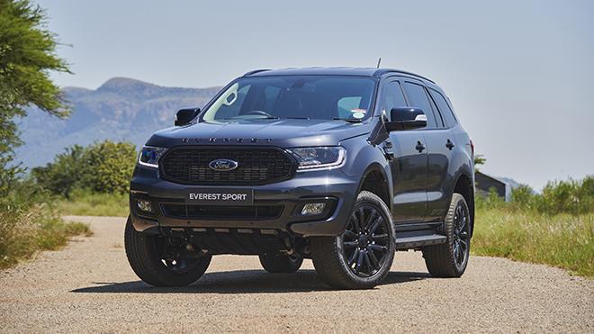 Giá xe Ford Everest lăn bánh tháng 8/2021, ưu đãi 20 triệu đồng - 1