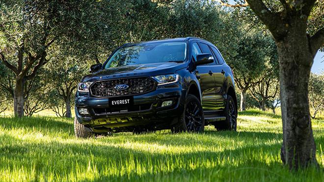 Giá xe Ford Everest lăn bánh tháng 8/2021, ưu đãi 20 triệu đồng - 4