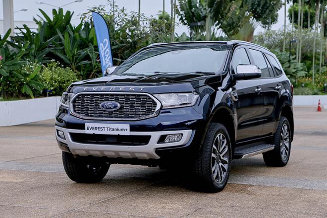 Giá xe Ford Everest lăn bánh tháng 8/2021, ưu đãi 20 triệu đồng - 5