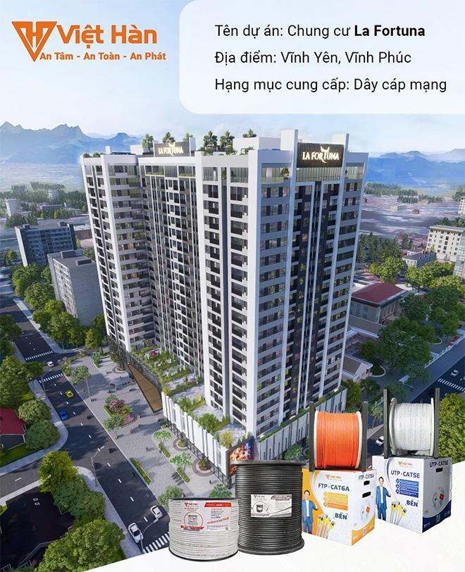 Dây cáp mạng, dây tín hiệu Việt Hàn - lựa chọn tiên phong cho các công trình lớn - 2