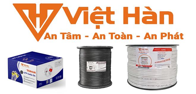 Dây cáp mạng, dây tín hiệu Việt Hàn - lựa chọn tiên phong cho các công trình lớn - 3
