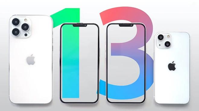 """Dòng iPhone 13 sẽ được """"lên kệ"""" vào tuần thứ 3 của tháng 9, ROM lên tới 1TB - 3"""