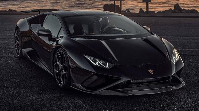 Ngắm Lamborghini Huracan Evo cực ngầu trong gói độ Novitec - 1