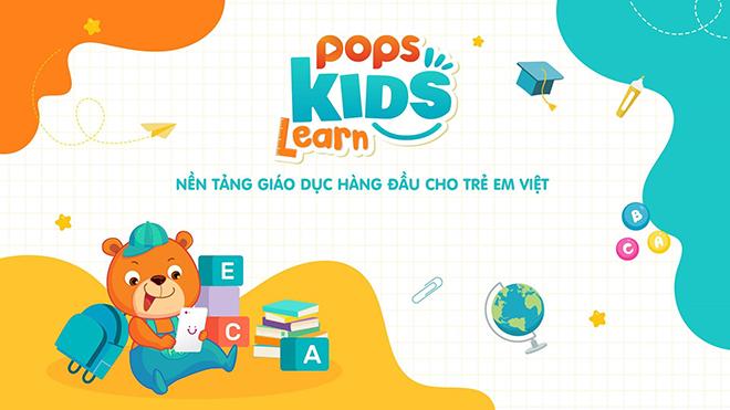 Trẻ vừa xem video giải trí, vừa luyện nói tiếng Anh cực chuẩn với tính năng mới của Ứng dụng POPS Kids - 1