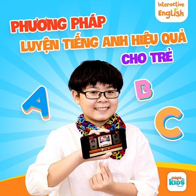 Trẻ vừa xem video giải trí, vừa luyện nói tiếng Anh cực chuẩn với tính năng mới của Ứng dụng POPS Kids - 2