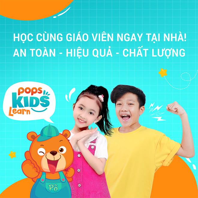 Trẻ vừa xem video giải trí, vừa luyện nói tiếng Anh cực chuẩn với tính năng mới của Ứng dụng POPS Kids - 5