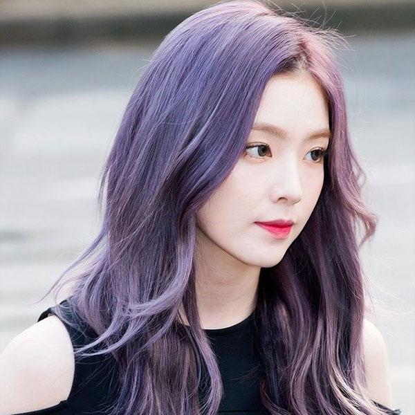 Top 20 màu tóc tím đẹp trẻ trung năng động dẫn đầu xu hướng hiện nay - 7