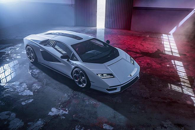 Chỉ có 112 chiếc Lamborghini Countach LPI 800-4 được bán ra trên toàn cầu - 1