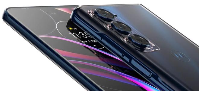 Motorola Edge 2021 ra mắt với màn hình mướt rượt, giá ngọt - 1