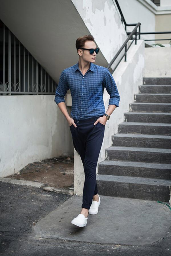 7 quy tắc phối màu sắc trang phục giúp chàng luôn lịch lãm, điển trai - 7