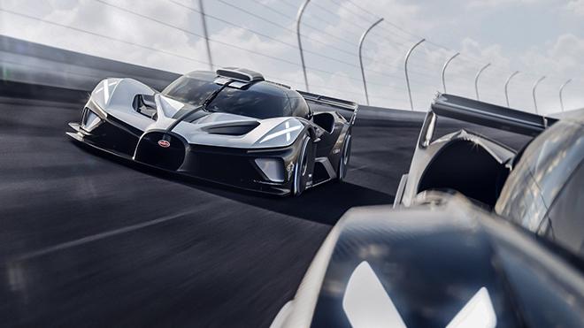 Bugatti bắt đầu sản xuất siêu phẩm có mức giá
