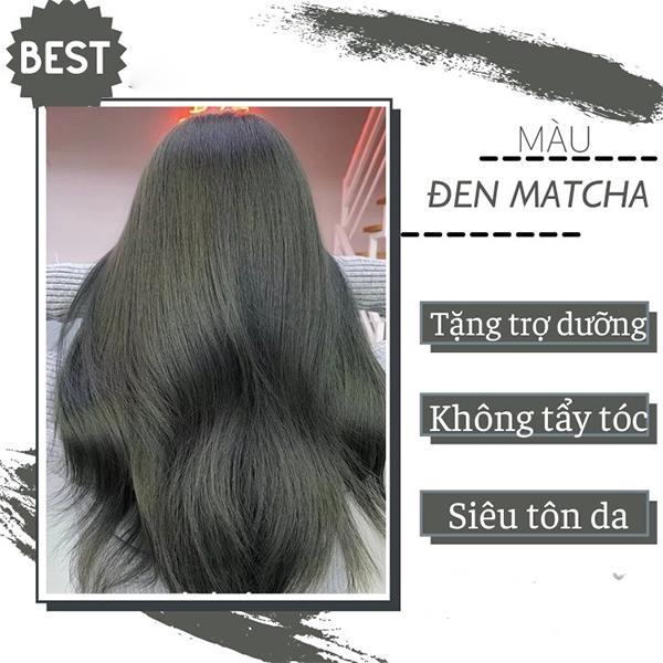 Top 14 màu tóc nâu đen đẹp trẻ trung năng động hot nhất hiện nay - 11