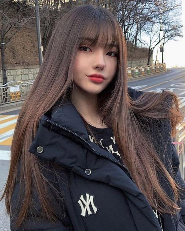 Top 14 màu tóc nâu đen đẹp trẻ trung năng động hot nhất hiện nay - 4