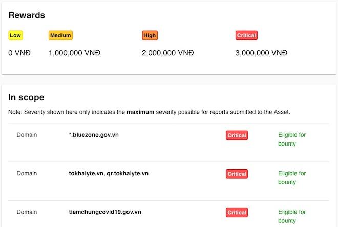 """Bộ TT&TT giới thiệu nền tảng """"săn"""" lỗ hổng bảo mật BugRank: Tiền thưởng 1 - 3 triệu đồng - 1"""