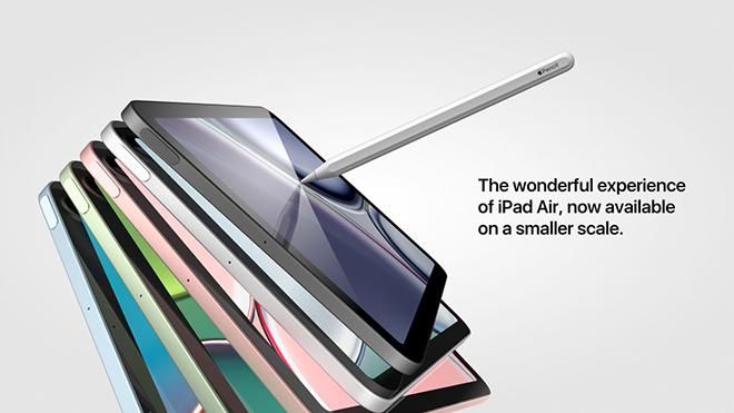 iPad mini 6 lộ diện hình ảnh vừa đẹp, vừa mạnh mẽ - 3