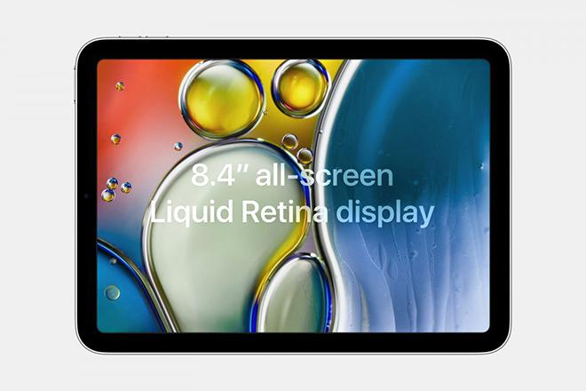 iPad mini 6 lộ diện hình ảnh vừa đẹp, vừa mạnh mẽ - 4