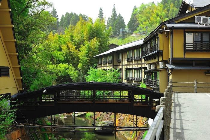 """Cảnh sắc đẹp nên thơ của ngôi làng được ca ngợi """"đẹp nhất Nhật Bản"""" - 4"""