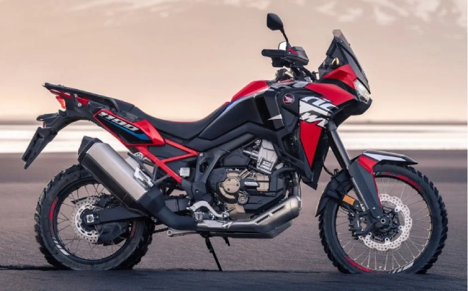 Honda tung bản cập nhật bộ đôi mô tô phượt nổi tiếng nhất - 1