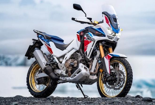 Honda tung bản cập nhật bộ đôi mô tô phượt nổi tiếng nhất - 5