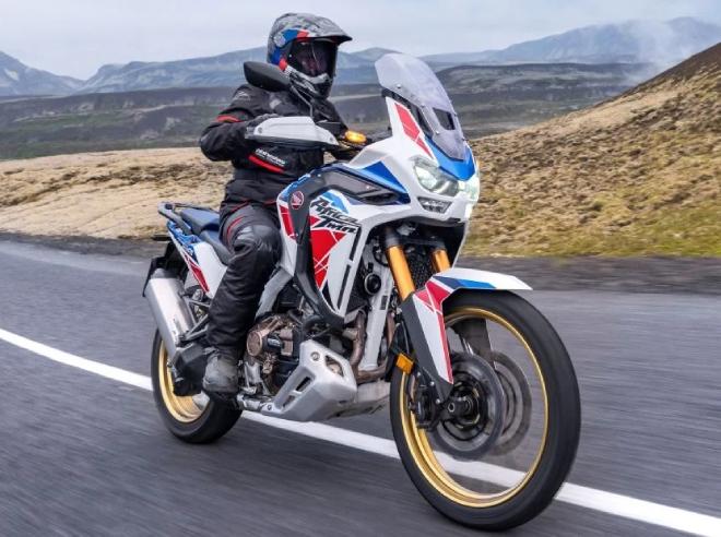 Honda tung bản cập nhật bộ đôi mô tô phượt nổi tiếng nhất - 6