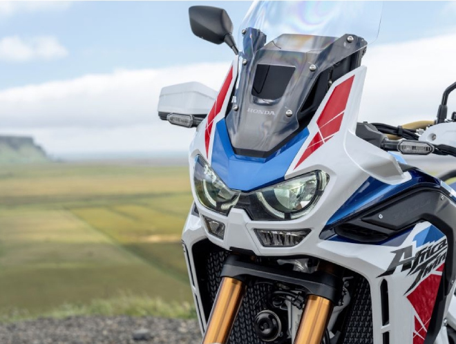 Honda tung bản cập nhật bộ đôi mô tô phượt nổi tiếng nhất - 7