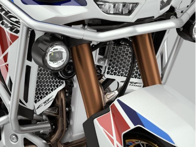 Honda tung bản cập nhật bộ đôi mô tô phượt nổi tiếng nhất - 9