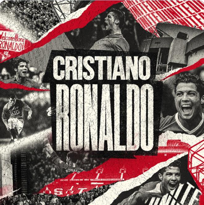 Ronaldo trở lại MU có được mặc áo số 7, bao giờ đá trận ra mắt? - 1