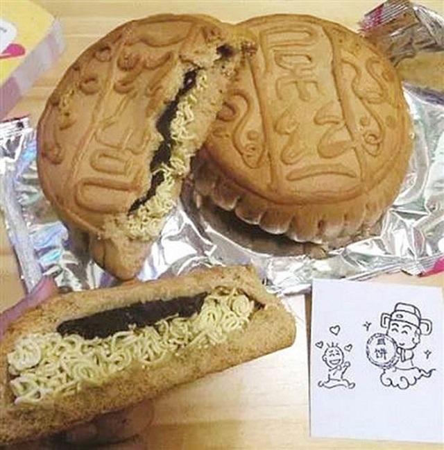Những loại bánh Trung Thu mang hương vị kỳ dị chỉ có ở Trung Quốc - 5