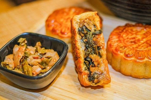 Những loại bánh Trung Thu mang hương vị kỳ dị chỉ có ở Trung Quốc - 1