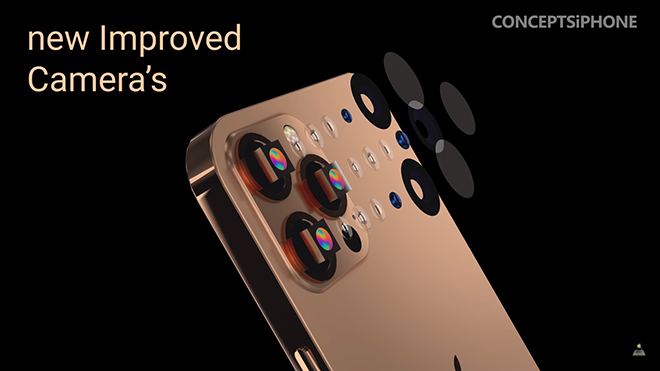 """iPhone 13 hiện hình với 5 màu cực đã mắt, siêu """"ngầu"""" - 3"""