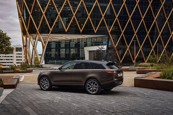 Range Rover Velar bản nâng cấp sắp về Việt Nam, giá hơn 4 tỷ đồng - 4