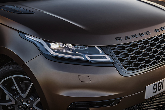 Range Rover Velar bản nâng cấp sắp về Việt Nam, giá hơn 4 tỷ đồng - 5