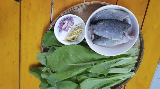 Tự nấu đặc sản canh cá rô đồng tại nhà ngon như nhà hàng - 4
