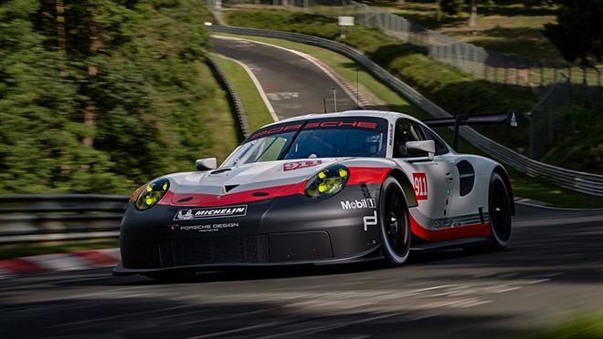 Ngắm siêu phẩm Porsche Gran Turismo dành cho trường đua ảo - 1