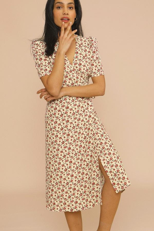 Bond girl hút hồn với chiếc váy hoa đơn giản - 6