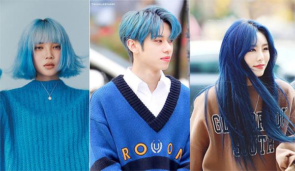 Top 12 màu tóc xám xanh đẹp trẻ trung ấn tượng và vô cùng nổi bật - 5