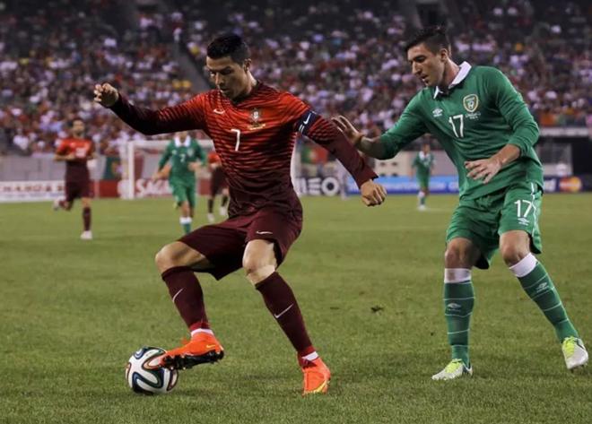 Trực tiếp bóng đá Bồ Đào Nha - CH Ireland: Chiến tích vỡ òa (Hết giờ) - 20