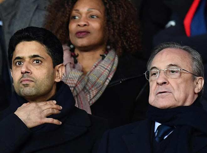 La Liga tức vì mất Messi & hụt Mbappe: Ra tối hậu thư với UEFA về PSG & Super League - 3