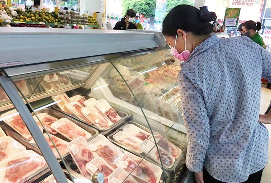 Trữ thực phẩm mùa dịch, thịt lợn bảo quản trong bao lâu là lý tưởng? - 1