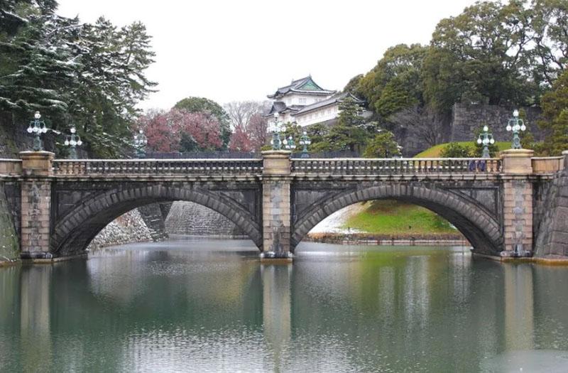 10 điều có thể bạn chưa biết về Hoàng cung Tokyo - 5