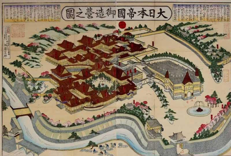 10 điều có thể bạn chưa biết về Hoàng cung Tokyo - 7