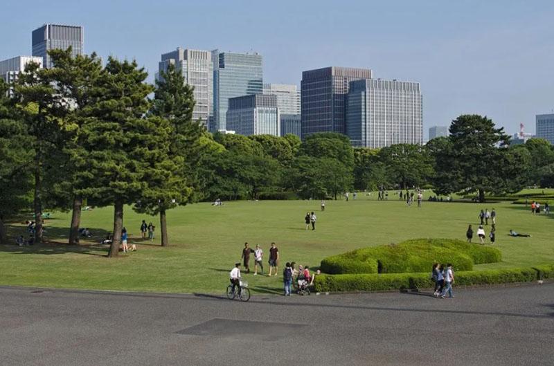 10 điều có thể bạn chưa biết về Hoàng cung Tokyo - 10