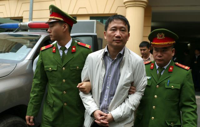Trịnh Xuân Thanh rút đơn kháng cáo, chấp nhận bồi thường 143 tỷ trong vụ Ethanol Phú Thọ - 1