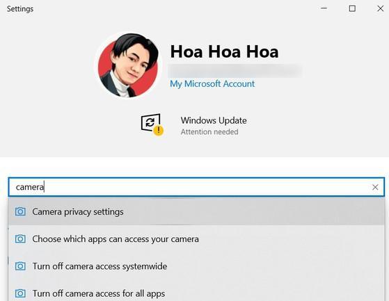 6 cách sửa lỗi webcam không hoạt động khi học online - 3