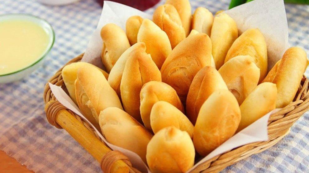 Tự làm bánh mì mini thơm ngon mùa giãn cách - 1